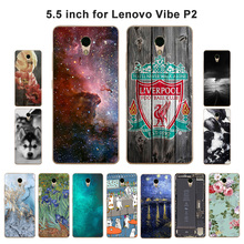Buy Lenovo Vibe P2 P2a42 Phone Case TPU Soft Scenery Painted Lenovo Vibe P2/ P2 P2c72 P2a42 Silicone Cover Lenovo P2 for $1.43 in AliExpress store