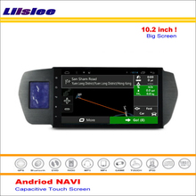 Liislee Car Android GPS NAV NAVI Navigation System For Honda For Odyssey 2004~2008 Radio Audio Video Multimedia ( No DVD Player(China)
