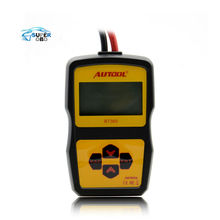 Original Auto Battery Tester Autool BT360 12V Car Automotive Battery Analyzer Multi-Language Spanish Russian Support 2000 EN/CCA(China)