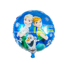 10pcs/lot 18inch Wedding Decoration Cartoon Foil Inflatable Balloons Birthday Party Decorations House Ornament Kids toys