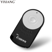 YIXIANG RC-6 Shutter Release Remote Control for Canon EOS 60D 70D 7D Rebel T5i, T4i, T3i, T2i, T1i, XSi, Xti, XT, SL1 / 700D(China)