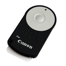 New RC-6 IR Infrared Wireless Remote Control Camera Shutter Release For Canon EOS DSLR 600D 650D 450D 500D 550D 750D 5D