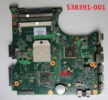 538391-001 laptop Motherboard For HP 515 615 CQ515 CQ615 Notebook PC 100% working