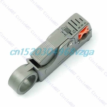 Rotary Coax Coaxial Cable Cutter Tool RG58 RG6 Stripper #H028#