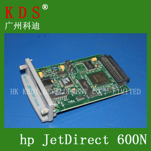 2 pcs/lot printer spare parts for HP parts 600N Network  board<br><br>Aliexpress
