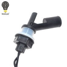 1pcs Tank Pool Horizontal Water Level Switch Liquid Level Sensor Liquid PP Plastic Ball Float Switch(China)