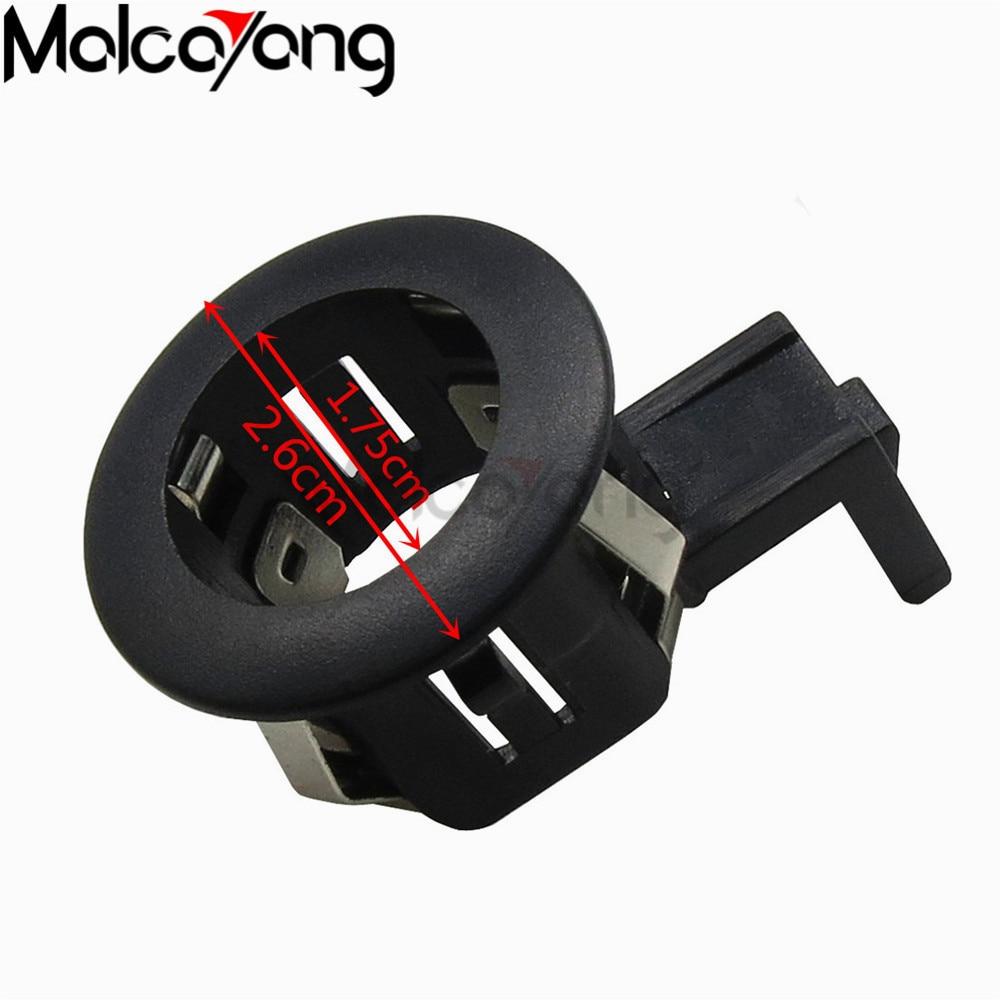 Younar 4PCS Parking Sensor Retainer 39681-TL0-G01 For Toyota Honda Accord
