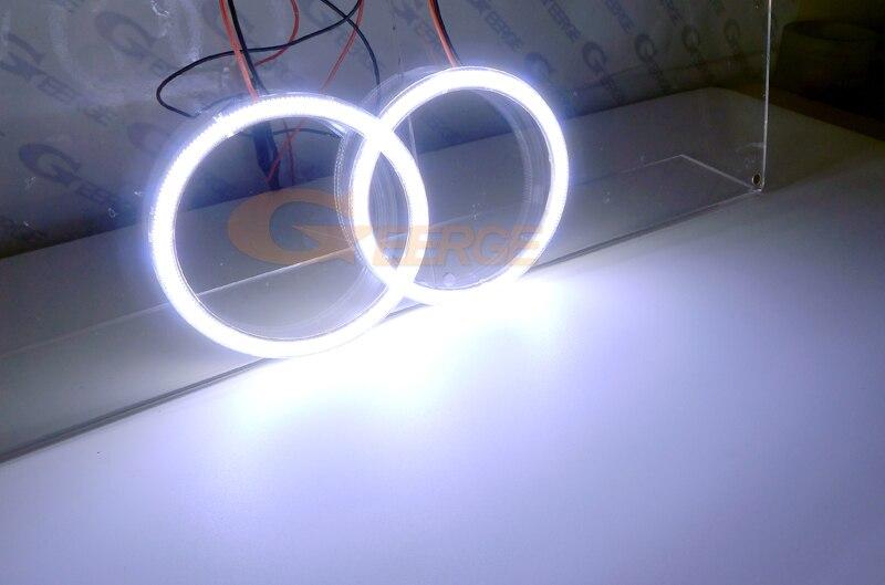 cob led angel eyes kit halo rings 2x100mm(6)