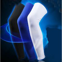 Sports Knee Protector Breathable Outdoor Basketball Leg Sleeve Knee Support Pads(China)