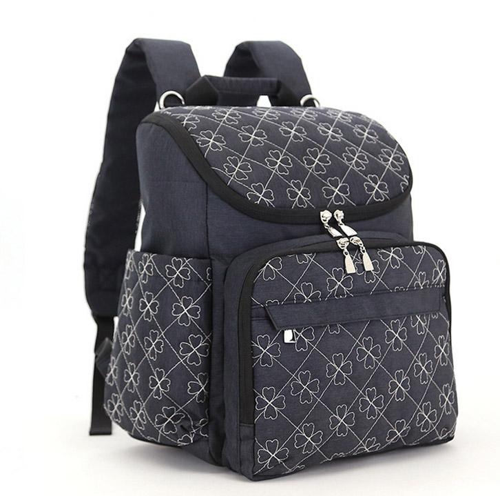 Diaper Bag Fashion Mummy Maternity Nappy Bag Brand Baby Travel Backpack Diaper Organizer Nursing Bag For Baby Stroller Wetbag (11)