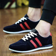 2017 Spring Summer Comfortable Sport Men Walking lightweight Shoes Men's Casual Fashion Flat Male Canvas Loafers Shoes