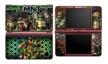 TMNT 319 Vinyl Skin Sticker Protector for Nintendo DSI XL LL for NDSI XL LL skins Stickers