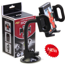 NEW Car Mobile Holder Big Cellphone Gps Holders Sucker Mp3 Mp4 Pda With A/c Outlet Clamp Bracket Support