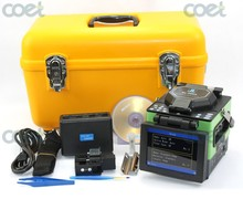 Jilong KL-280G Core Alignment Fusion Splicer Fiber Optic Splicing Machine Kit
