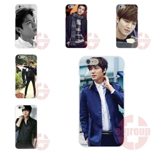 For iPhone 4S 5S SE 6S 7S Plus For Galaxy A3 A5 J3 J5 J7 S4 S5 S6 S7 2016 Soft TPU Silicon Retail New Fashion 2016 lee min ho