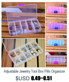 Beads Pills Organizer