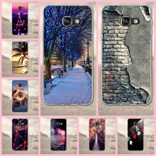Phone Cases for Samsung Galaxy A3 2016 A310 Case Back Cover for Coque Galaxy A3 2016 A3 Cover Luxury TPU Soft Mobile Phone Cases