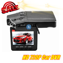 Best Selling H198 Car DVR Vedio Recorder / Camera with 6 IR LED and 2.5 Inch 270 Degree Rotated Screen and HD 720P Night Vision