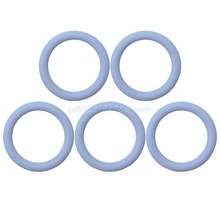 5pcs O-Rings Silicone Baby Dummy Pacifier Chain Clips Adapter Holder for MAM  #T026#