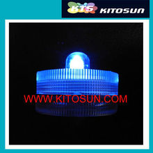 Wholesale!!! 12pcs/Lot Best Quality Submersible Floralyte Mini Party Light for Fish Tanks, Pool, Pond,Birthday Parties