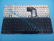 NEW Russian keyboard for HP Pavilion G6-2000 G6-2100 G6-2200 G6-2211SR G6-2300 G6T-2000 G6T-2200 Black RU keyboard With Frame(China)
