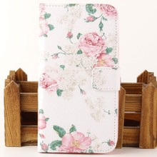 Left to right style Fashion pattern Leather wallet purse handbag case cover For LG G2 Case(China)