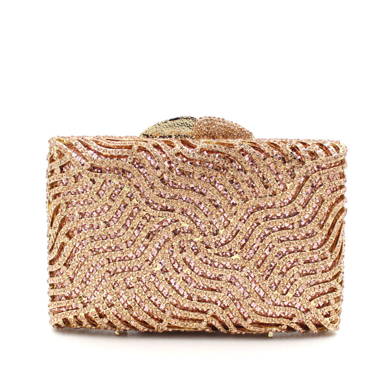 2017 New European and American Style Woman Beaded Clutch Bag Fashion Brand Ladies Evening Bags For Party club meeting use