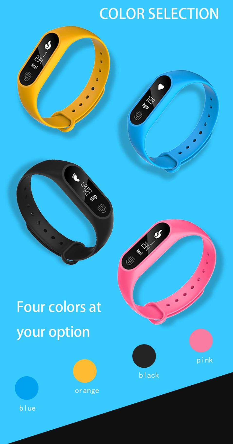 M2 plus smart wristband (2)