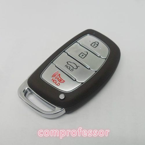 4Button 434Mhz Smart Remote Key Fob for Hyundai 2011 Avante Elantra 95440-3X000<br><br>Aliexpress