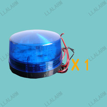 3 Color 12V Security Alarm Strobe Signal Warning Light Siren LED Lamp Flashing Light