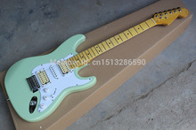 . Top Quality FD stratocaster 6 string made in usa guitar custom body Electric Guitar