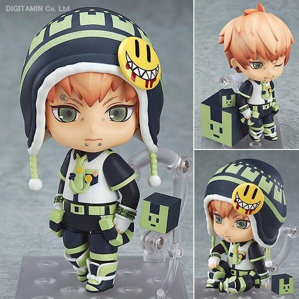 Nendoroid DMMD DRAMAtical Murder Noiz #487 PVC Action Figure Collection Model Toy Doll 4 10cm Retail Box N47<br><br>Aliexpress