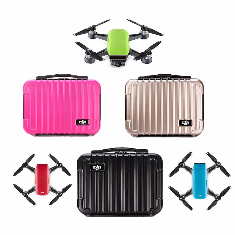 DJI Spark case Portable Storage Case Carrying Case Bag Gimbal Protective Motor Cover Silicone For DJI Spark Drone Accessories