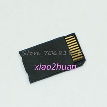 5Pcs/lot Micro SD SDHC TF to Memory Stick MS Pro Duo for PSP Adapter #R179T#Drop Shipping