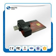 ISO 7816 Smart Card Reader Writer ACS ACR38U-N1 For Network Security Application For Windows 98, ME, 2K, XP