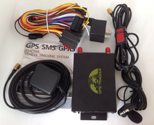 Newest Car GPS AVL Tracking Device TK105 GPS105A gps tracker for car/ vehicle , support Camera, Fuel Sensor and RFID