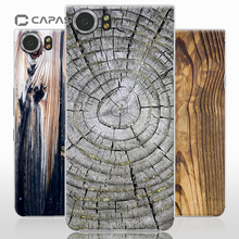 For BlackBerry KEYone Case Cover Original CAPASAE Hard PC Painting Rock Wood Pattern Phone Case for BlackBerry Mercury Cover