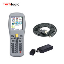 Portable bar code scanner,Wireless bar code gun,Handheld terminal high scaned speed PDA for supermarket POS system and warehouse