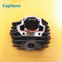 motorcycle cylinder block engine block CY80 V80 for yamaha 80cc 2 stroke engine spare parts