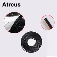 Atreus 35m Car Styling Door Edge Anti-collision Crash Strip Stickers Mercedes W211 W203 W204 W210 W205 W220 AMG Accessories