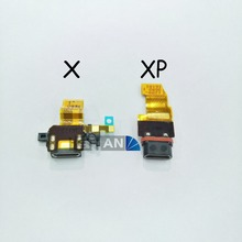 10PCS Original USB Dock Connector Charging Port Flex Cable For Sony Xperia X  XP X Performance USB Charger Plug Flex Cable Part