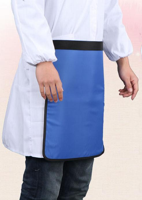 0.35mmpb x ray protective scarf, children x-ray protection cover.apron,Any part of the body local protection.<br>