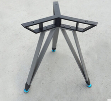 Round bracket. The square feet. The table legs. Glass table leg(China)