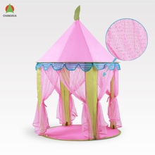 Large Angle Princess Castle Tulle Children Toy House Large Game Room Selling Mosquito Tent play Tent Tent Toy Yurt Tent Z02-1