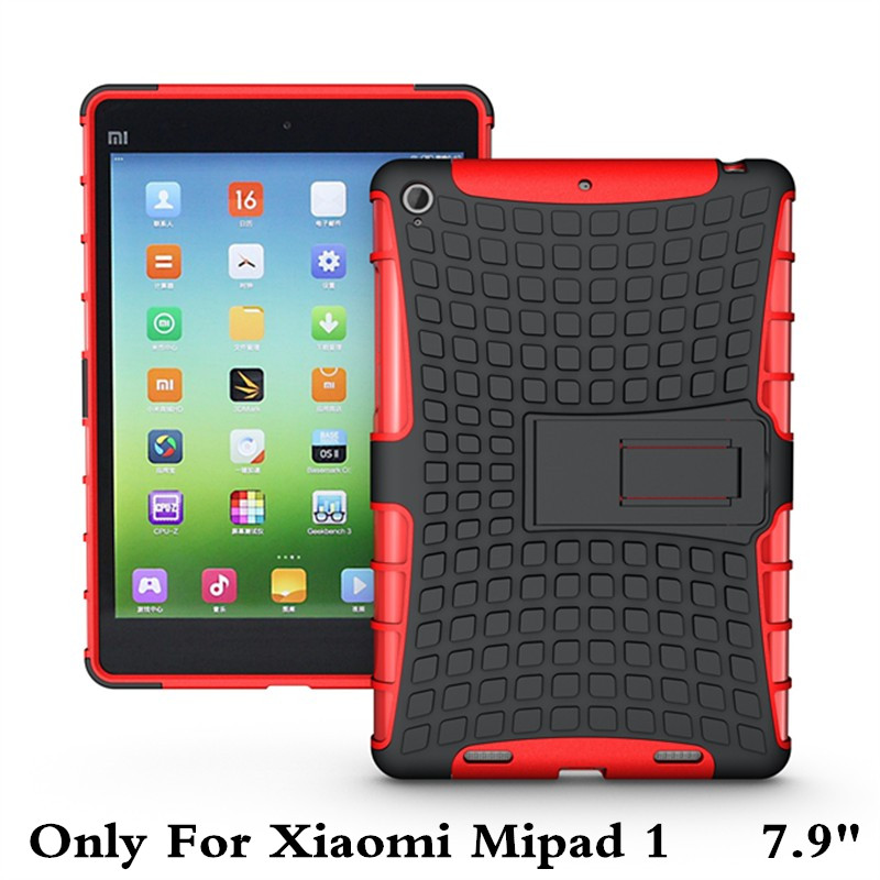 Shockproof Heavy Duty Rubber Hard Case Cover For Xiaomi Mipad 1 7.9 Drop Proof Tablet Hard Shell For Xiaomi Mi Pad 1 A0101 Gift<br><br>Aliexpress