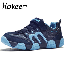 Boys Shoes Kids Children Casual Shoes Girls Brand Kids Leather Sneakers Sport Shoes Fashion Casual Children Boy Sneakers 2017