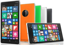 "Original unlocked Nokia Lumia 830 mobile phone 5.0"" touch screen 16GB ROM Quad Core 10MP WIFI GPS Smartphone(China)"
