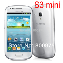 Refurbished Original Samsung I8190 Galaxy SIII mini Mobile Phone Galaxy S3 Mini Cell Phone Dual-core Android Phone