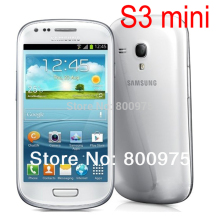 Refurbished Original Samsung I8190 Galaxy SIII mini Mobile Phone Galaxy S3 Mini Cell Phone Dual-core Android Phone(China)