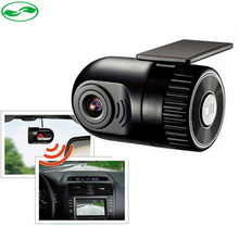Free Shipping, HD 720P Smallest Car Black Box Recordeye With G-Sensor,In Dash Car DVR For Auto DVD Player
